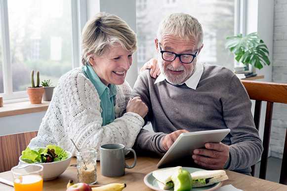 Medical Grade Wi-Fi® for Senior Living facilities by HealthSignals