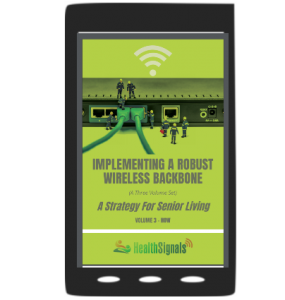 Implementing a Robust Wireless Backbone Vol 3
